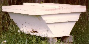 Some Top Bar Hives Are Hung From Trees To Avoid Ants.