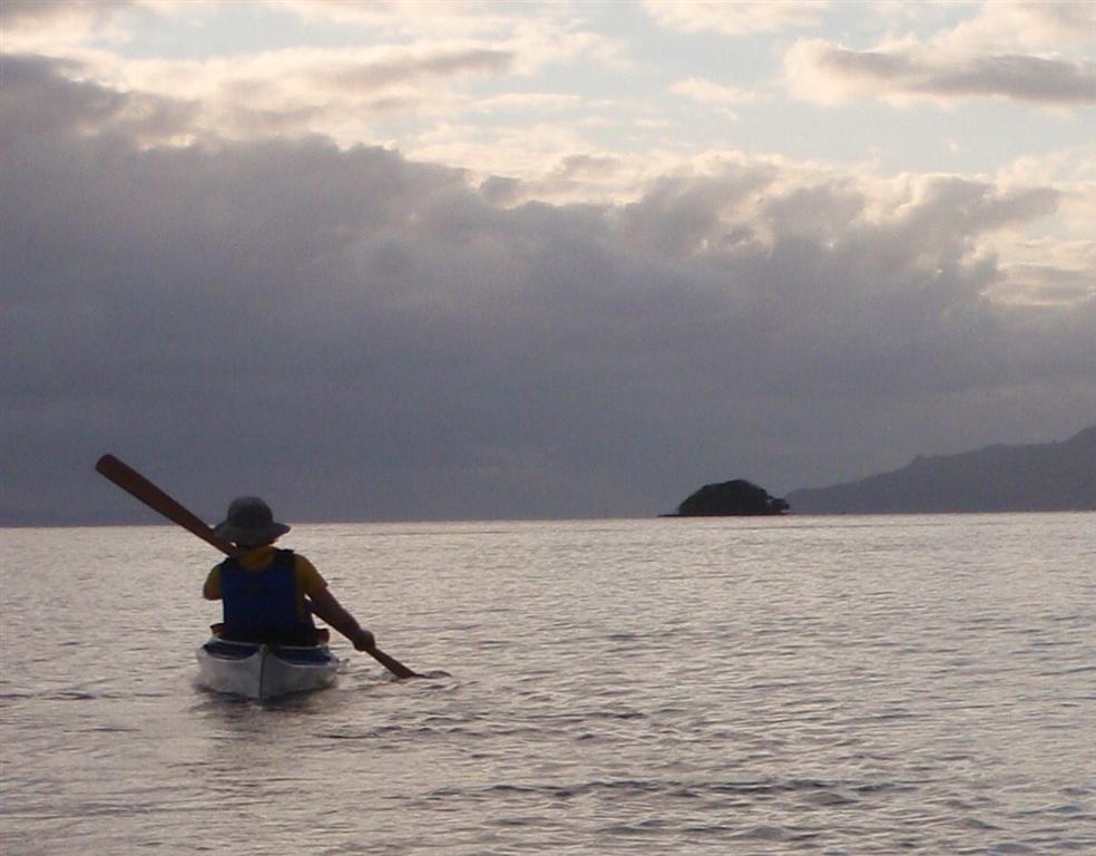John's Sea Kayaking Tips and Etiquette Advice